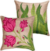 Oasis & Desert Flower Cushion Covers Set