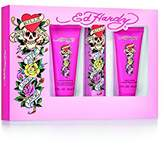 Ed Hardy Ladies Gift Set