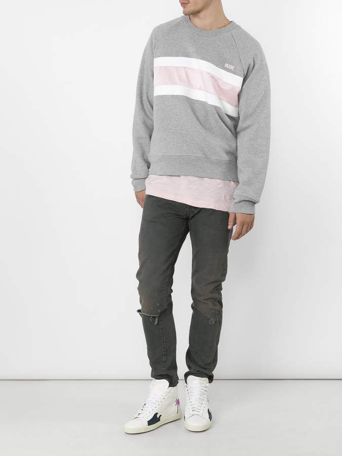 Ami Alexandre Mattiussi Ami x the webster exclusive sweatshirt