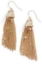 Alexis Bittar Women's Tassel Drop Earrings