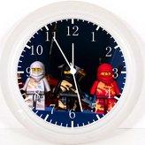 "Ikea New Lego Ninjago Wall Clock 10"" Will Be Nice Gift and Room Wall Decor W409"