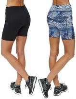 Sweaty Betty Aerial Reversible Yoga Shorts