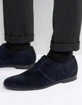 HUGO BOSS BOSS By Paris Suede Derby Shoes