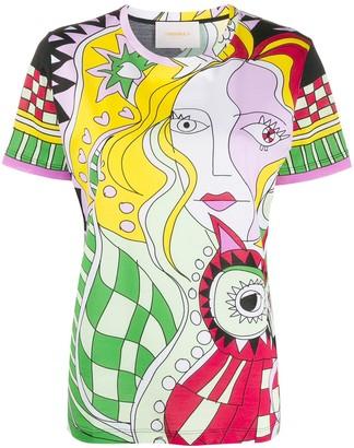 La DoubleJ Total Goddess T-Shirt
