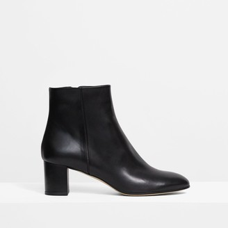 Theory Block 60 Boot in Leather