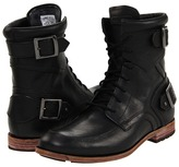 Rockport Day to Night - Buckle Hi Boot (Black Leather) - Footwear