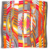 Hermes Silk Perforated Astrologie Nouvelle Shawl