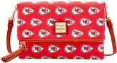 Dooney & Bourke NFL Chiefs Foldover Crossbody
