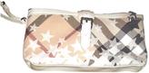 Burberry Beige Leather Wallet