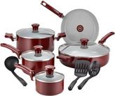 T-Fal Ceramic Chef 12Pc Set