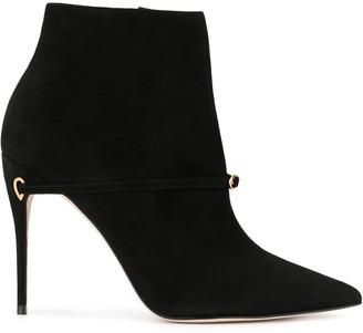 Jennifer Chamandi Pointed Ankle Boots
