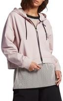 Nike Women's Lab Essentials Crop Hoodie