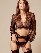 Agent Provocateur Thea Jacket Black