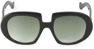 Loewe Oversized Round Sunglasses
