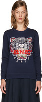 Kenzo Navy Limited Edition Tiger Sweatshirt
