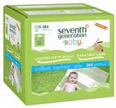 Seventh Generation Baby Wipes Free And Clear Multipack 64 Wipes Each 6 Count