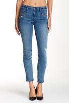 Black Orchid Billie Zipped Skinny Jean