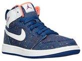 Jordan 1 RETRO HIGH GP girls basketball-shoes 705321-411_3Y