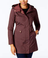 Cole Haan Petite Packable Raincoat