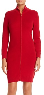 Tommy Bahama Pickford Zip-Front Sweater Dress