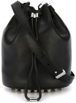 Alexander Wang 'Alpha' bucket crossbody bag - women - Calf Leather - One Size