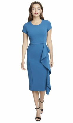 Rachel Roy Women's Cascade Sheath Dress