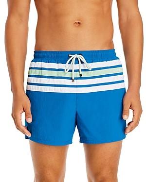BOSS Bowfin Stripe Swim Trunks