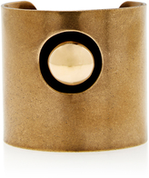 Tomas Maier Large Gold Cuff