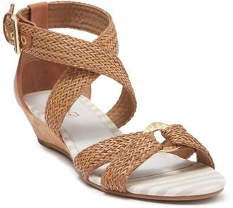 Sperry Alvina Woven Strappy Sandal