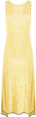 Joseph Darla ribbed-panel dress