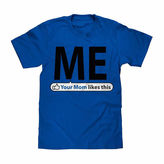 NOVELTY PROMOTIONAL Likes This Graphic T-Shirt