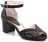 La Redoute MADEMOISELLE R Ankle Strap Sandals with 5 cm Heel