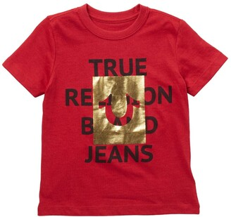 True Religion Knock Out Foil Tee