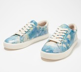 Sam Edelman Leather Watercolor Sneakers - Ethyl