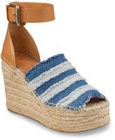 Marc Fisher Women's Adria Espadrille Platform Wedge Sandals