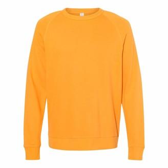 Alternative Men's Champ Lightweight Washed French Terry Sweatshirt