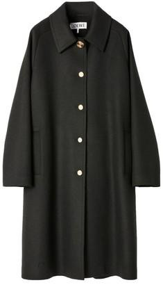 Loewe Oversized Wool Coat