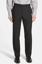Linea Naturale Men's High Twist Wool Trousers