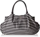 Kate Spade Classic Nylon Stevie Baby Shoulder Bag