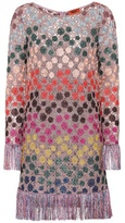 Missoni Brocade dress