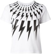 Neil Barrett 'Lightning Bolt' T-shirt
