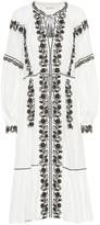 Ulla Johnson Vanita embroidered cotton dress