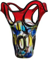 Dale Tiffany Dale TiffanyTM 11.75-Inch Tank Top Vase