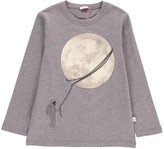 Il Gufo Phosphorescent Moon T-Shirt