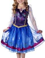 MITIAO Little Girls Frozen Long Sleeve Princess Fancy Dress