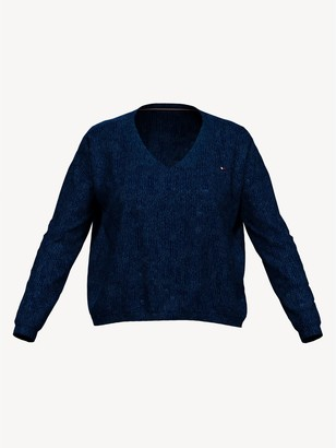 Tommy Hilfiger Essential V-Neck Sweater