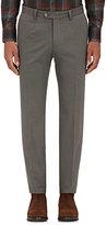 Luciano Barbera Men's Slim Trousers-GREY