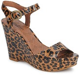 Lucky Brand LINDEY Luxe / Leopard