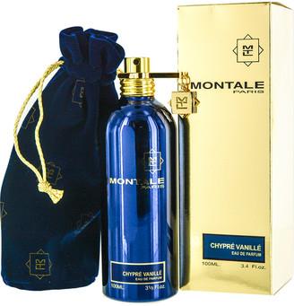 Montale 3.3Oz Chypre Vanilla Eau De Parfum Spray