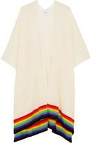 Madeleine Thompson Striped Cashmere Wrap - one size